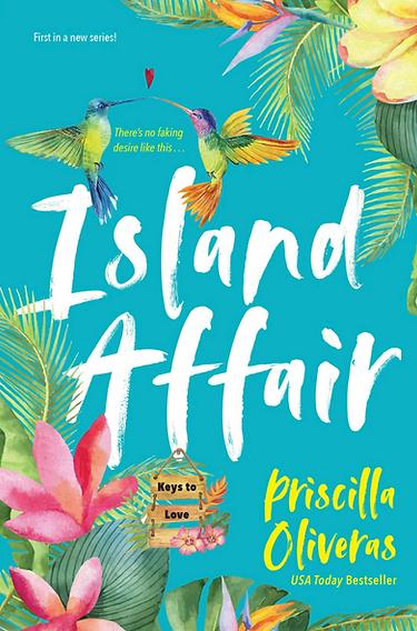 Island Affair: A Fun Summer Love Story