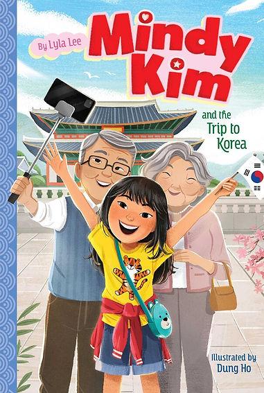 Mindy Kim and the Trip to Korea, Volume 5