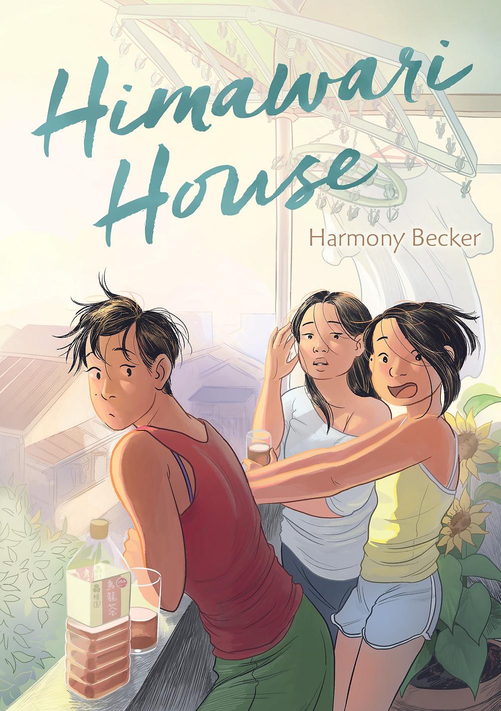 Himawari House book cover