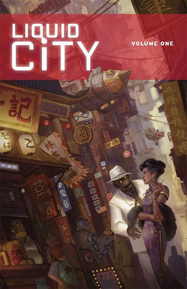 Liquid City, Vol. 1 (Liquid City)