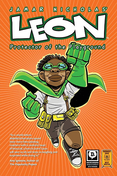Leon: Protector of the Playground
