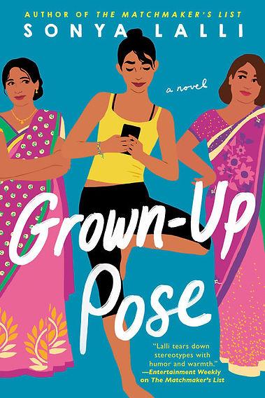 Grown-Up Pose