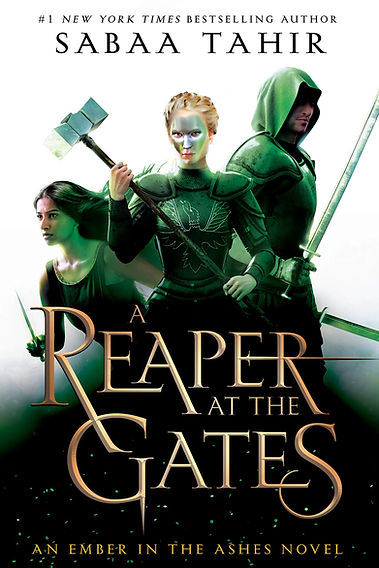 A Reaper at the Gates (Book 3)