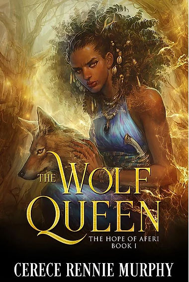 The Wolf Queen: The Hope of Aferi