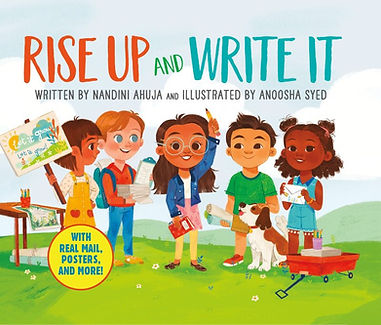 Rise Up and Write It