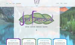 Jen Ferguson Author Site