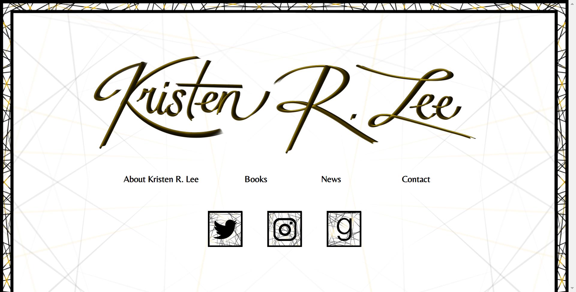Kristen R. Lee Books