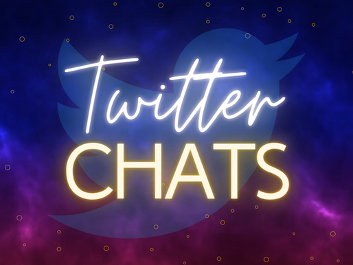 TWITTER CHATS - For Writers