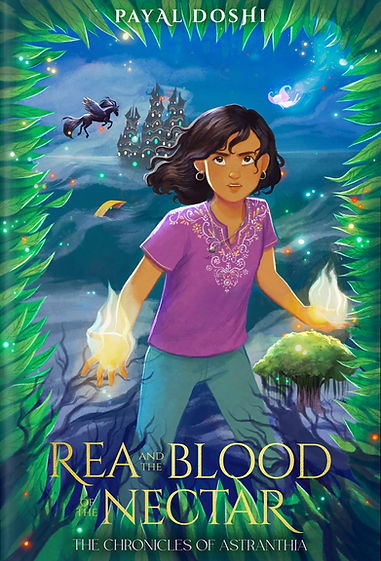 Rea and the Blood of the Nectar