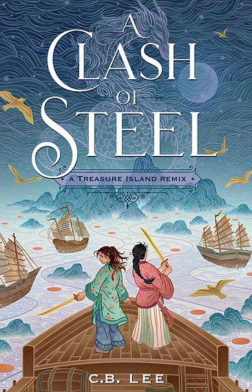 A Clash of Steel: A Treasure Island Remix
