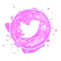 Twitter icon design