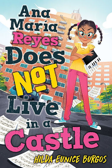 Ana María Reyes Does Not Live in a Castle