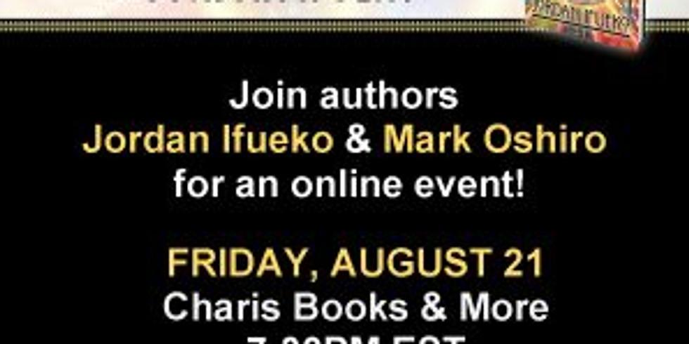 RAYBEARER Tour - Jordan Ifueko & Mark Oshiro