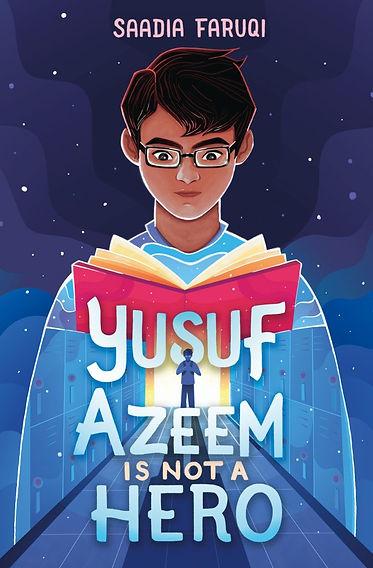 Yusuf Azeem is Not a Hero