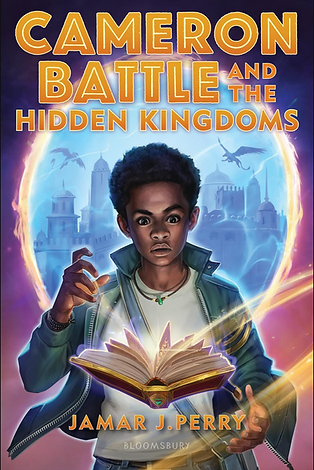 Cameron Battle and the Legend of Chidani Book Cover