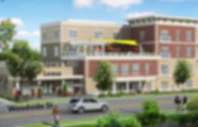 Rendering of Eastman Reserve Commercial
