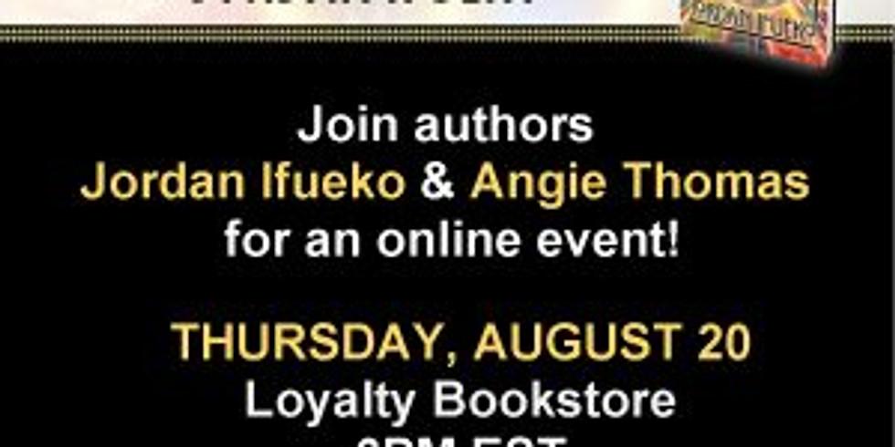 RAYBEARER Tour - Jordan Ifueko & Angie Thomas