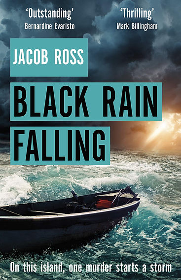 Black Rain Falling