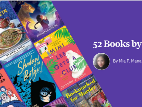 52 Books by Women of Color - Part 1 of my 2020 Reading Challenge