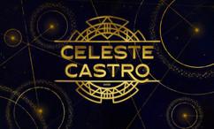 Celeste Castro Logo & Background