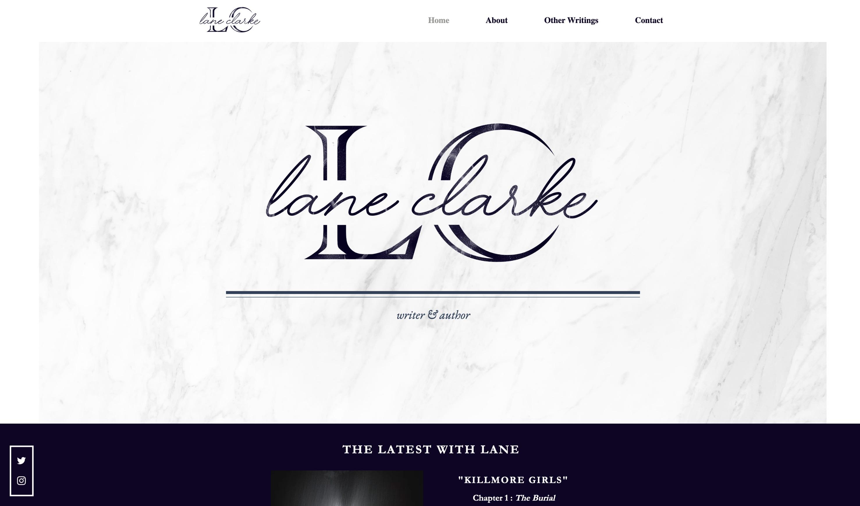 Lane Clarke
