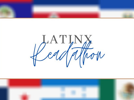 Latinx Readathon!