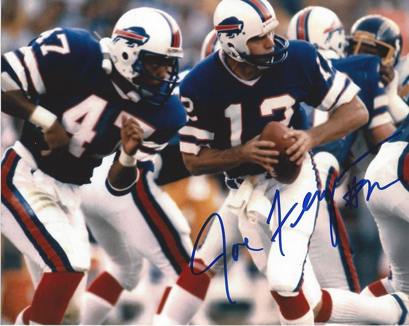 Joe Ferguson, Buffalo Bills