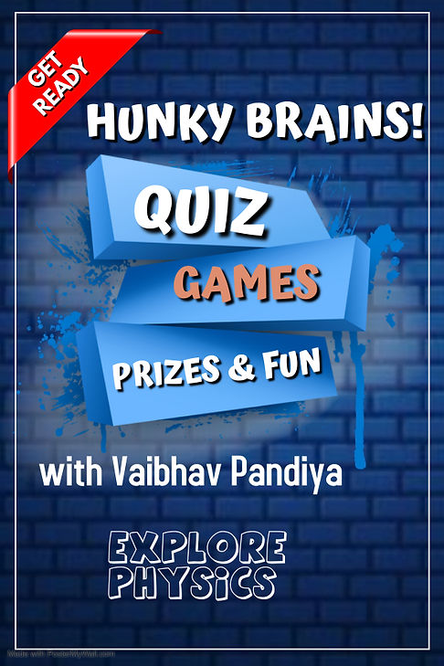Copy of QUIZ  FUN DAY - Made with Poster