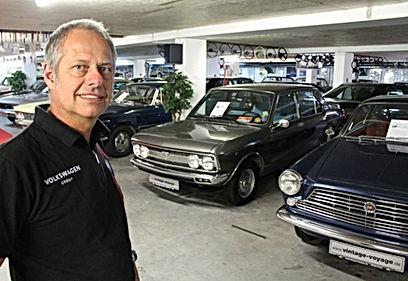 Vintage&Voyage Klassische Automobile Matthias Grubert