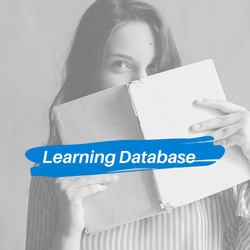 mental health blog learning database