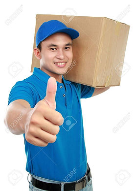 12809566-smiling-delivery-man-in-blue-un