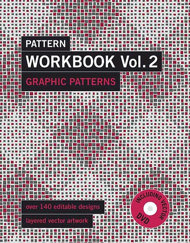 Pattern Workbook Vol. 2 Graphic Patterns include DVD