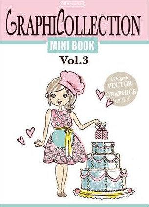 GraphiCollection Mini Book Vol. 3