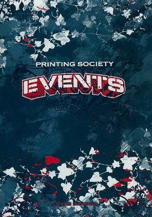 Events include CD-ROM by Printing Society