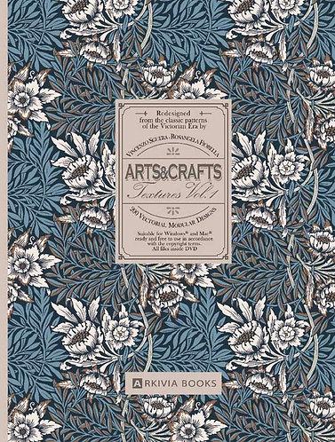 Arts & Craft Textures Vol.1 by Arkiva