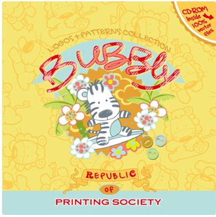 Bubbly include CD-ROM by Printing Society