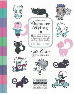 Character Styling Vol. 1 incl. CD-Rom by Arkiva