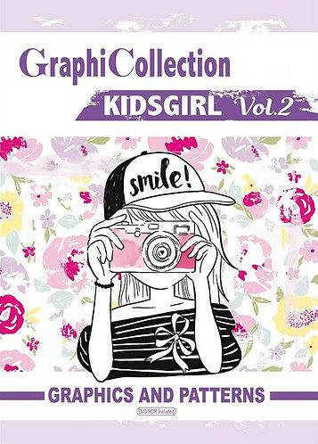 GraphiCollection Kidsgirl Vol. 2 incl. DVD