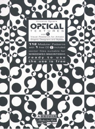 Optical Textures Vol. 1 incl. CD by Arkiva