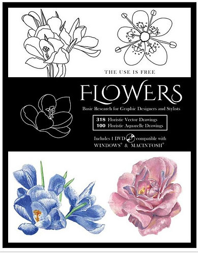 Flowers with DVD by Arkiva