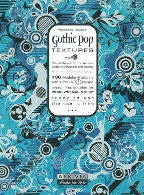 Gothic Pop Textures Vol-2 by Arkiva