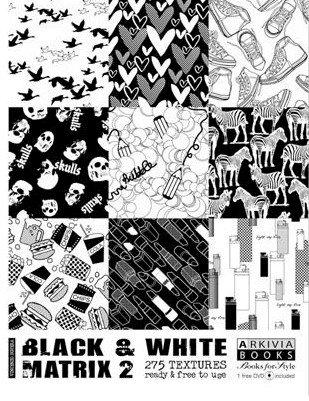 Black & White Matrix Vol.2 by Arkiva