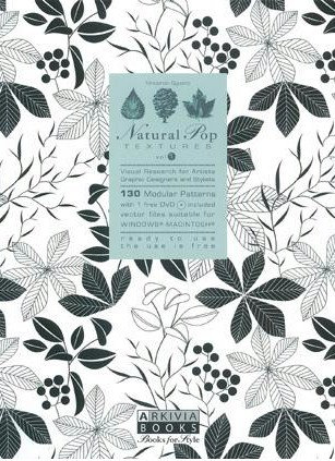 Natural Pop Textures Vol. 1 incl. DVD by Arkiva