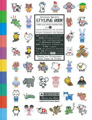 Styling Book Vol. 1 incl. CD-ROM by Arkiva