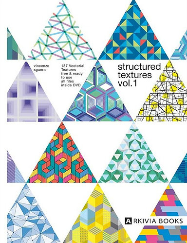 Structured Textures Vol. 1 incl. DVD by Arkiva