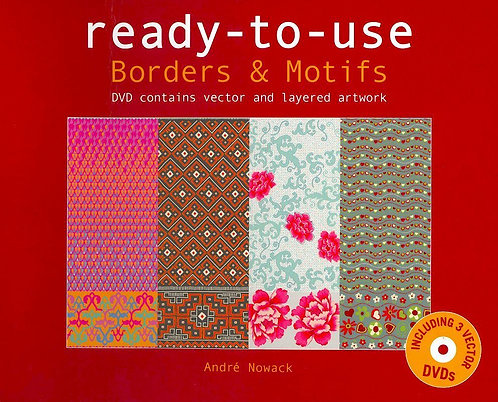 Ready To Use - Borders & Motifs incl.