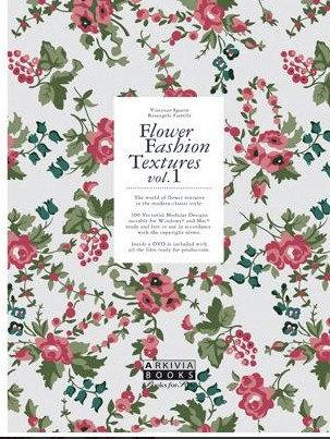 Flower Fashion Textures Vol.1 by Arkiva
