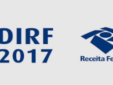 Novo prazo de entrega da DIRF 2017