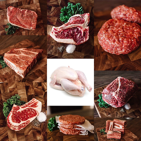 Full Season Meat Share (June-Sept)
