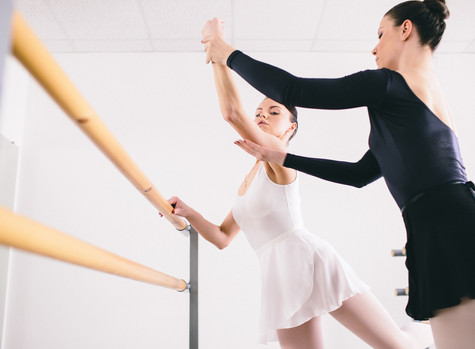Новый класс Barre Stretching